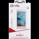 CELLY prémiová ochranná fólie displeje pro Apple iPhone 7, lesklá, 2ks