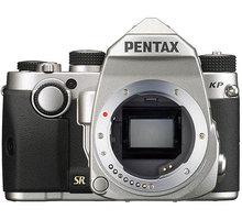 Pentax KP, tělo, stříbrná - 16037 + Objektiv Pentax DA 35mm F2.4 AL v ceně 4690 Kč