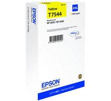 Epson C13T754440, žlutá