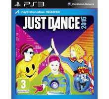 Just Dance 2015 - PS3 - 3307215790953