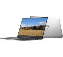 Dell XPS 15 (9550), stříbrná - 9550-7866