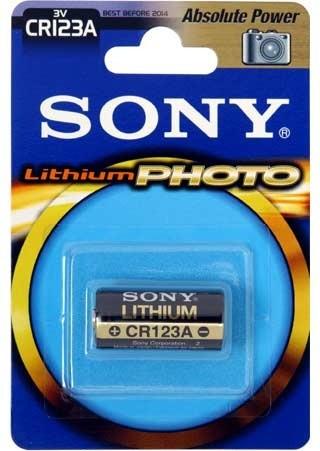Sony Lithiová foto baterie 3.0V / 1300 mAh / 1 ks v blistru