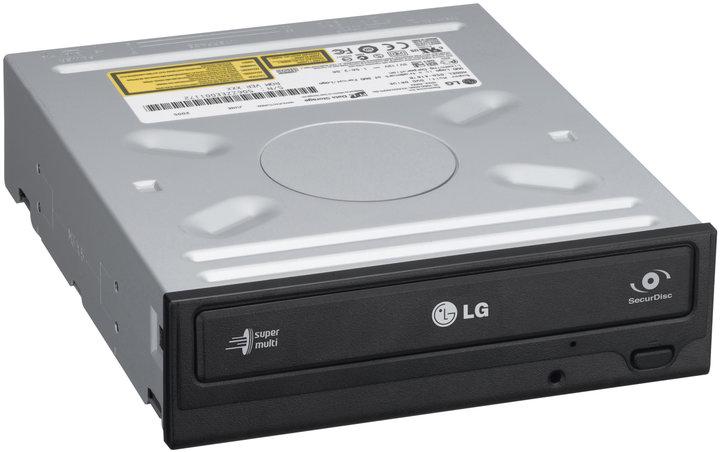 LG GH22NS, černá, bulk