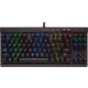 Corsair Gaming K65 RAPIDFIRE RGB LED + Cherry MX SPEED, CZ