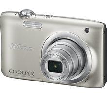 Nikon Coolpix A100, stříbrná - VNA970E1