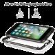 Spigen Neo Hybrid pro iPhone 7, gunmetal