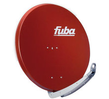 FUBA parabola 85 Al, červená - PA85FUALRED