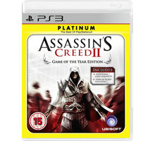 Assassin's Creed II - Game of the Year Edition (PS3) - 3307215659021