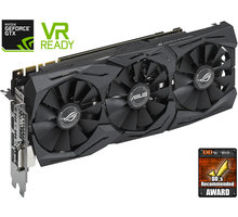 ASUS GeForce GTX 1080 ROG STRIX-GTX1080-A8G-GAMING, 8GB GDDR5X - 90YV09M2-M0NM00 + PC Hra GEARS OF WAR 4 v ceně 1699,-Kč + Kupon na MAFIA III v ceně 1199,- Kč - Asus VGA