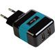 i-Tec USB Power Charger 2 Port 2.1 A, síťová nabíječka pro USB zařízení, 2x USB 2.1 A