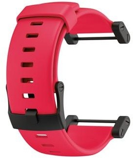 Suunto Core Red Strap, sada náramek + osičky a rozetka