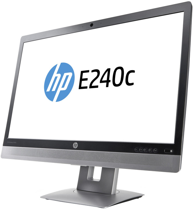 HP EliteDisplay E240c - LED monitor 24""