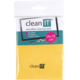 Clean IT čisticí utěrka z mikrovlákna, malá žlutá