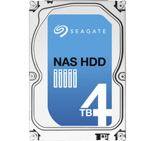 Seagate NAS HDD +Rescue - 4TB - ST4000VN003