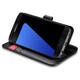 Spigen Wallet S, black - Gal S7