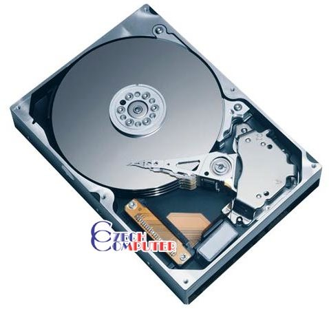 Hitachi Cinemastar 7K500 HCS725050VLA380 - 500GB SATA II