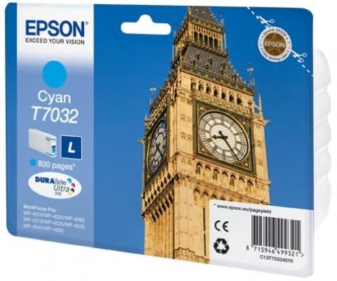 Epson C13T70324010, L, Cyan