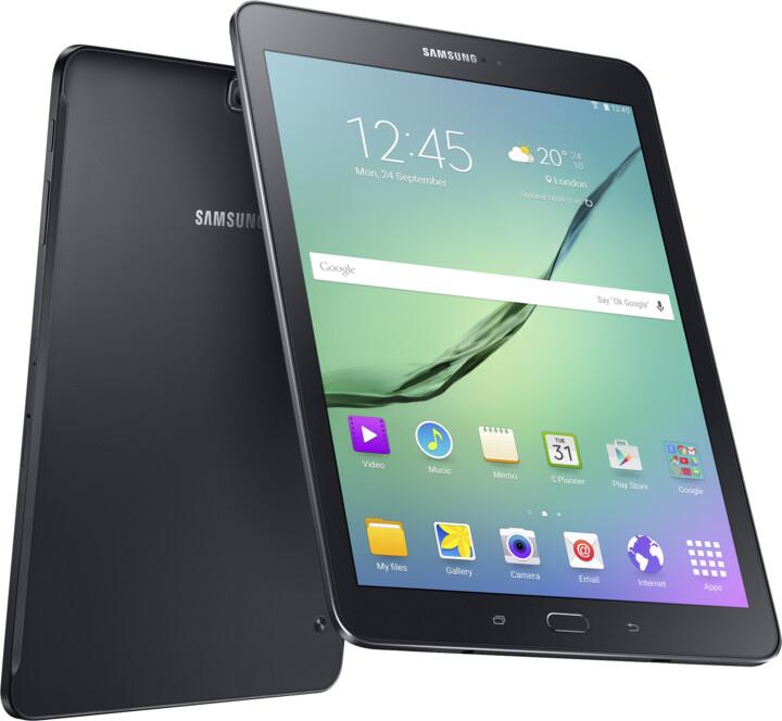 """Samsung Galaxy Tab S2, 8.0"""" - 32GB, černá"""