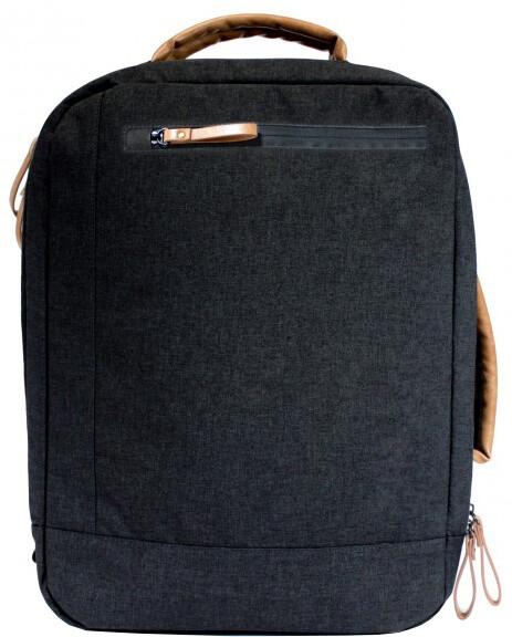 PKG Laptop Backpack - černý