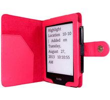 C-TECH PROTECT pouzdro pro Amazon Kindle PAPERWHITE a Kindle 3 2015, AKC-06, červená - AKC-06R