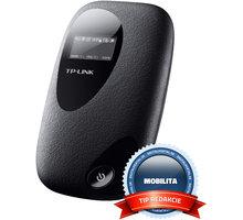 TP-LINK M5350, 3G modem + T-mobile Twist Online Internet, SIMka / microSIMka s kreditem 200 Kč