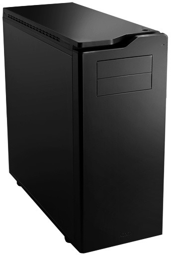 NZXT H630, matná černá