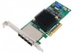ADAPTEC HBA 70165He Single maxCrypto SAS/SATA 16 ext. portů, x8 PCIe