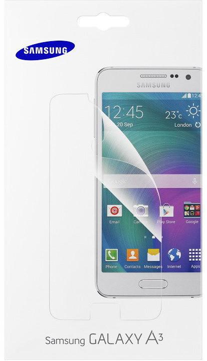 Samsung ochranná fólie na displej ET-FA300C pro Galaxy A3 (SM-A300), transparentní