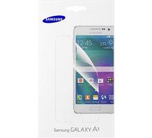 Samsung ochranná fólie na displej ET-FA300C pro Galaxy A3 (SM-A300), transparentní - ET-FA300CTEGWW