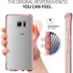 Spigen Ultra Hybrid pro Galaxy Note 7, rose crystal
