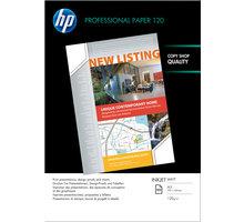 HP Professional Injekt Paper, A3, 120 g/m2, 100 listů - Q6594A