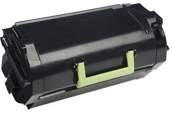 Lexmark 62D2000, černá, return