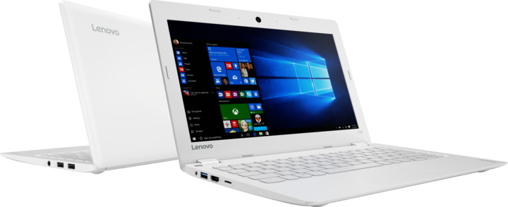 Lenovo IdeaPad 110S-11IBR, bílá