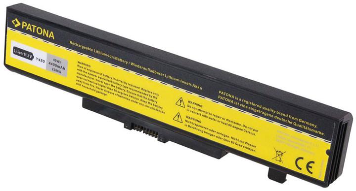 Patona baterie pro ntb LENOVO G580 4400mAh Li-Ion 11,1V