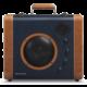 Crosley Soundbomb, modrá/oranžová
