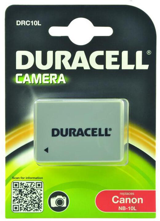 Duracell baterie alternativní pro Canon NB-10L