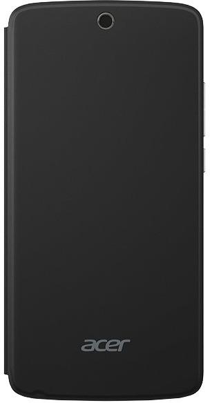 Acer Flip Cover pro telefon Acer Liquid Zest 3G černý