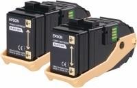 Epson C13S050609, černá, double pack