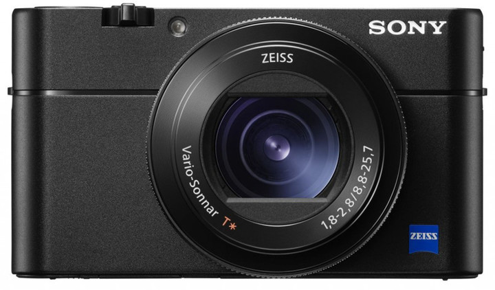 Sony Cybershot DSC-RX100M5, černá