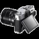 Fujifilm X-T10 + XF18-55mm, stříbrná