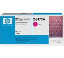 HP Q6473A, purpurový