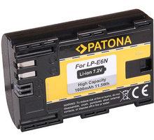 Patona baterie pro foto Canon LP-E6 1600mAh Li-Ion - PT1260
