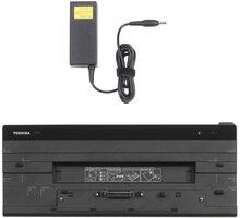 Toshiba OP Dokovací stanice Hi-Speed Port Replicator III 180W (balance block) - PA5117E-2PRP