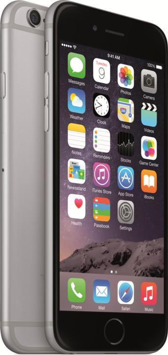 Apple iPhone 6 32GB, šedá