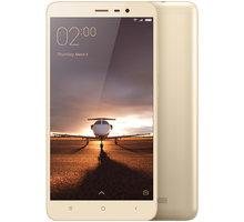 Xiaomi Note 3 LTE - 32GB, zlatá - 472563