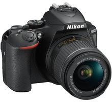 Nikon D5600 + AF-P 18-55 VR + 70-300 VR - VBA500K004