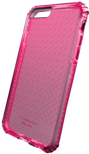 Cellularline TETRA FORCE CASE ultra ochranné pouzdro pro Apple iPhone 7, 2 stupně ochrany, růžová