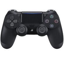 Sony PS4 DualShock 4 v2, černý - PS719870050