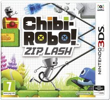 Chibi-Robo: Zip Lash (3DS) - 045496529123