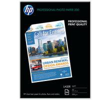 HP Laser Photo Paper, A4, 200 g/m2, 100 listů - Q6550A